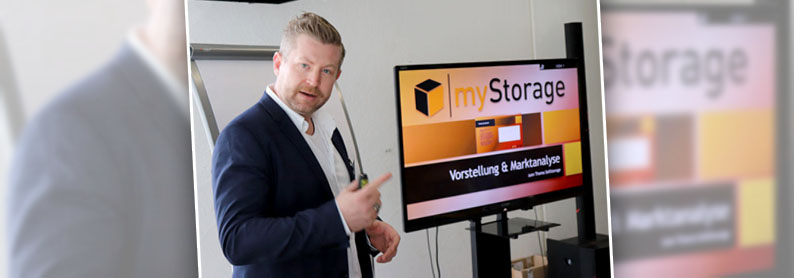 myStorage beim BusinessClub Reutlingen