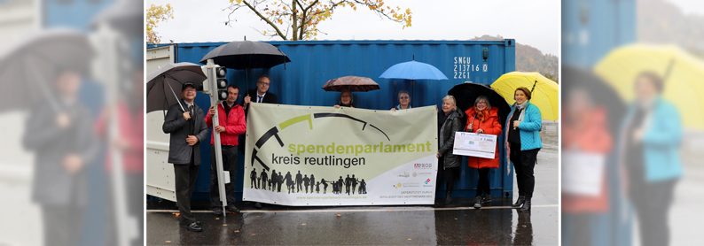 Spendenparlament Mobilitaetstraining